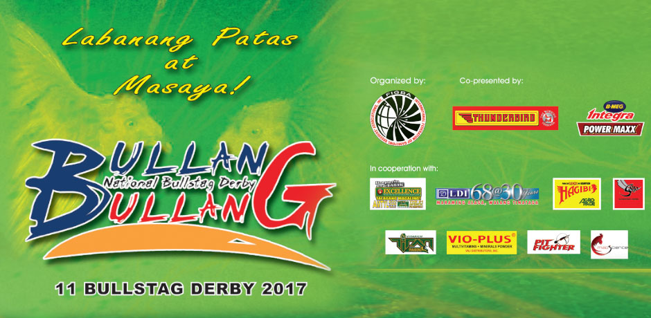 BULLANG BULLANG National 11-Bullstag Derby 2017