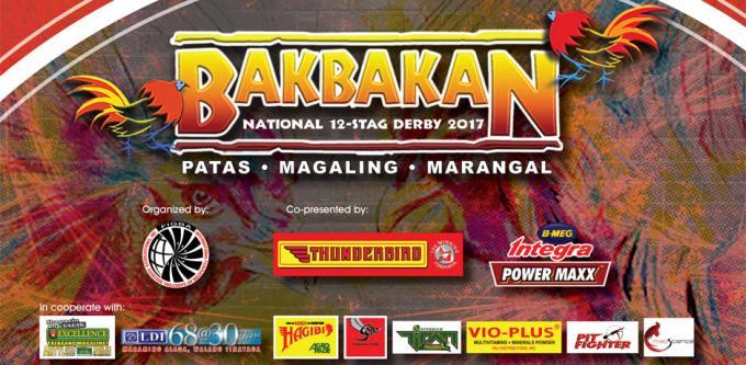 BAKBAKAN 12-Stag Derby 2017